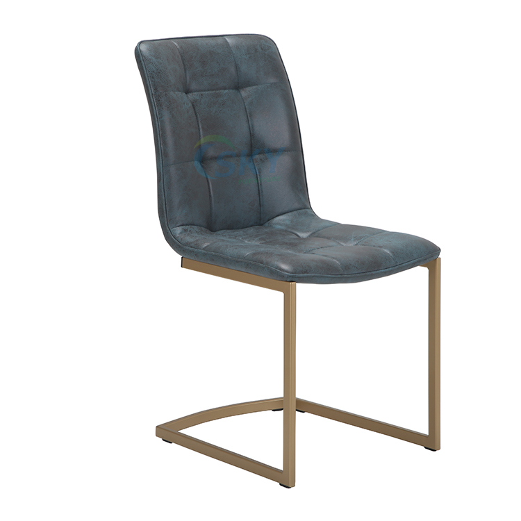 SKY6800 fabric durable antique leg chair