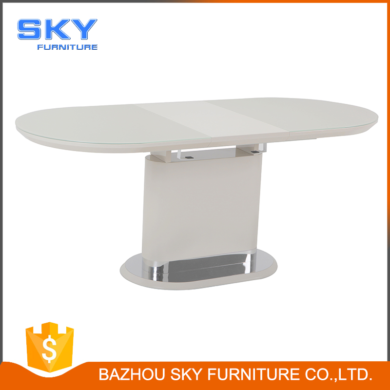 DT0705 high gloss dining table